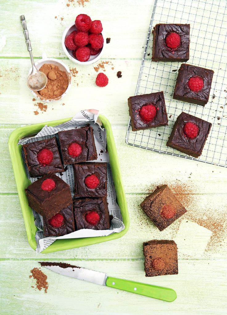 Brazil Nut Brownies