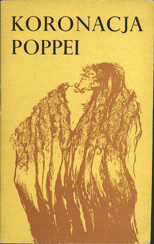 Koronacja Poppei. Program, Claudio Monteverdi, Teatr Wielki w Warszawie, 1971, http://www.antykwariat.nepo.pl/koronacja-poppei-program-claudio-monteverdi-p-13449.html