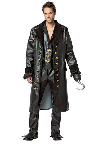 Kostuum Kapitein Haak Once upon a time voor mannen