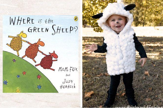 13 DIY costumes for book week - Mum's Grapevine