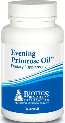 Evening Primrose Oil is a supplemental source of all natural Gamma-Linolenic Acid (GLA), the most health promoting omega-6 fatty acid. Together with the omega-3 fatty acids, omega-6 fatty acids play a number of crucial roles in the body. GLA plays a key role in the regulation of both... more details at http://supplements.occupationalhealthandsafetyprofessionals.com/herbal-supplements/evening-primrose/product-review-for-biotics-research-evening-primrose-oil-100-capsules/