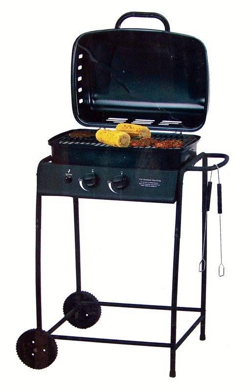 Kooki Barbecue 2 branders