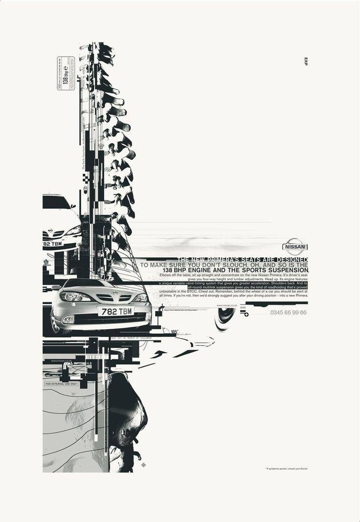 Paul Belford Ltd | Nissan - Advertising