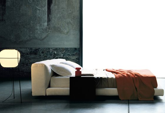 Soft Wall Bed by Piero Lissoni  for Living Divani