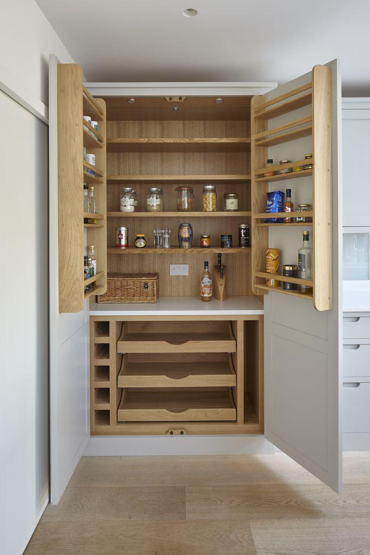 60 best Larder images on Pinterest | Kitchen ideas, Kitchens and ...