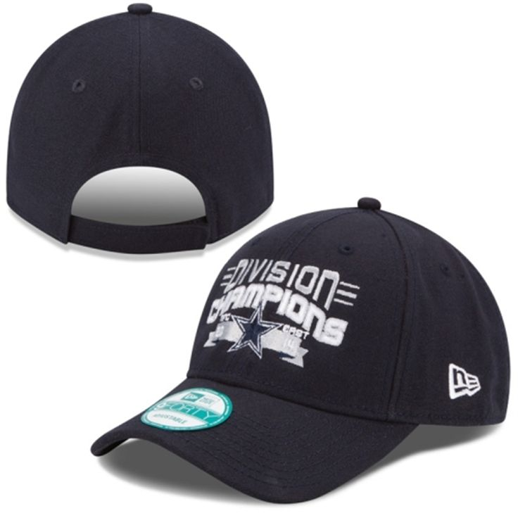 ... Dallas Cowboys New Era 2014 NFC East Division Champions 9FORTY  Adjustable Hat – Navy Blue ... bb6508d83