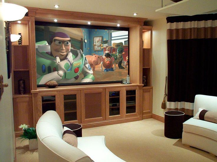 best 25 small media rooms ideas on pinterest traditional media. beautiful ideas. Home Design Ideas