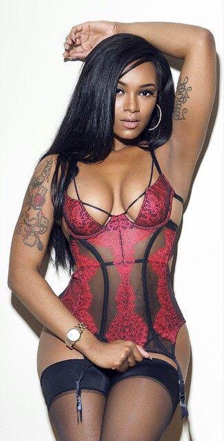 Ebony Seduction 16