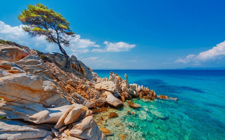 Halkidiki: The Perfect Trio - Greece Is
