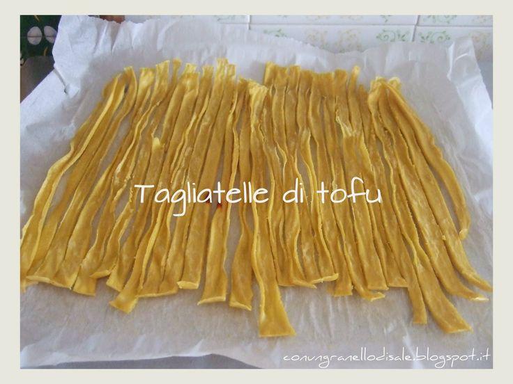 Con questa ricetta si può realizzare qualsiasi formato di pasta ... io la utilizzo per la sfoglia della lasagna e per le tagliatelle e pos...
