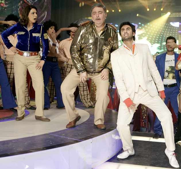 Watch Rishi Kapoor, Neetu Singh and Ranbir Kapoor dance on the same tune in Besharam for more news on latest bollywood news .latest image. Bollywood Pictures,Bollywood actress Bollywood Actors,Bollywood News In English. read more at :http://daily.bhaskar.com