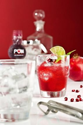 Cocktail POM Princess (sans alcool)