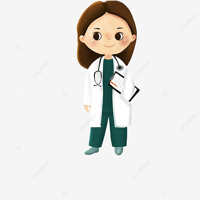 Hospital Medical Doctor Character Material Doctor Clipart Community Helpers Hospital Png Transparent Clipart Image And Psd File For Free Download Nurse Art Nurse Cartoon Character Design