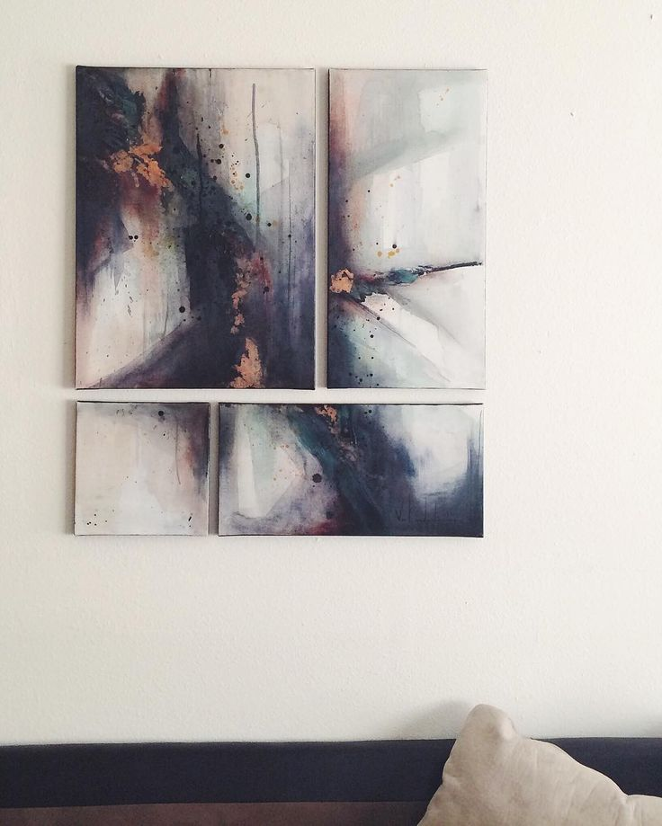 #tbt to my first polyptych....special thanks to my bf for the commission 😘
