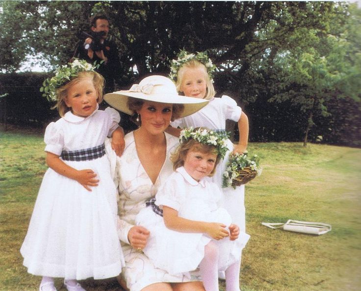 July 29 1989 Diana attended Susie Fenwick and  Jonathan Harrington's wedding  in St Mary Magdalene Church, at Waltham-on-the-Wolds, in Leicestershire