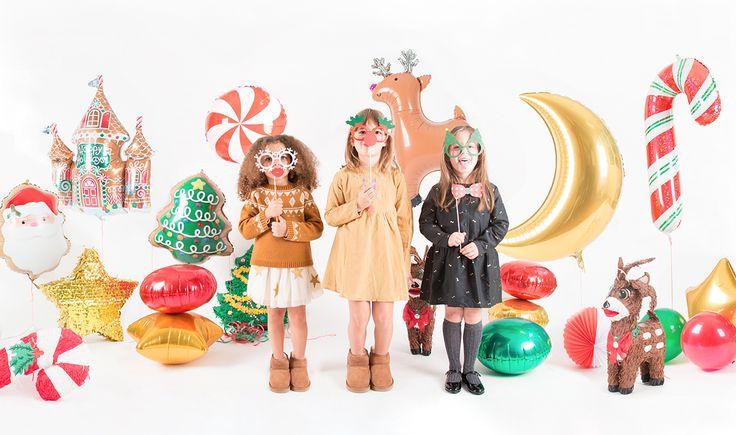 La folie de Noël s'empare de nous (méfiez-vous c'est contagieux) ! Merci Maralex Kids pour les jolies tenues !