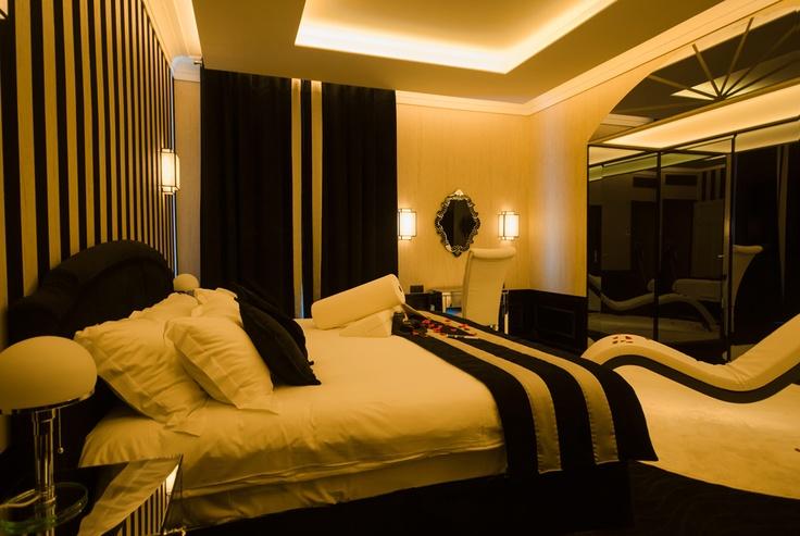 Suite Margarita Bonita del Hotel Imperator**** (Nîmes, Francia).
