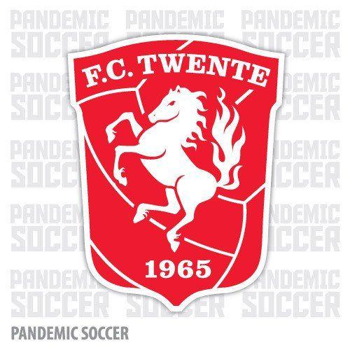 FC Twente Netherlands Color Vinyl Sticker Decal