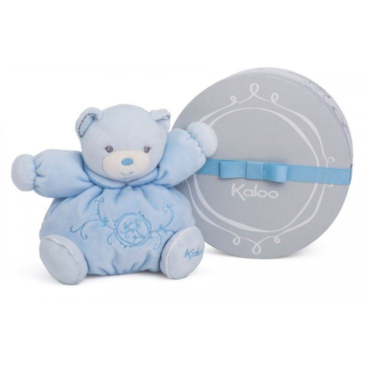 Yellow Duck Toys - Kaloo - Small Blue Stuffed Bear, $24.99 (http://www.yellowducktoys.com/kaloo-small-blue-stuffed-bear/)