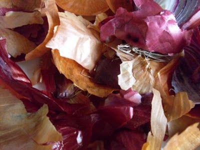 La Regina del Sapone: tingere i tessuti in modo naturale