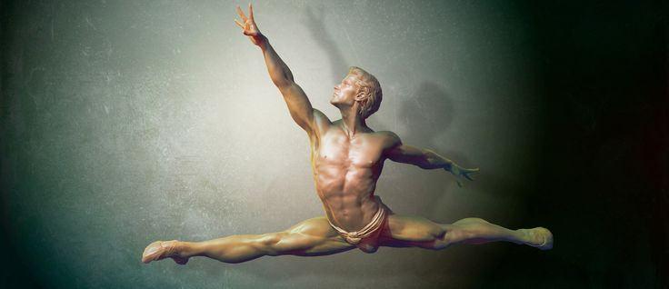 ArtStation - Roberto Bolle: Anatomy in motion study, Fabiano Di Liso