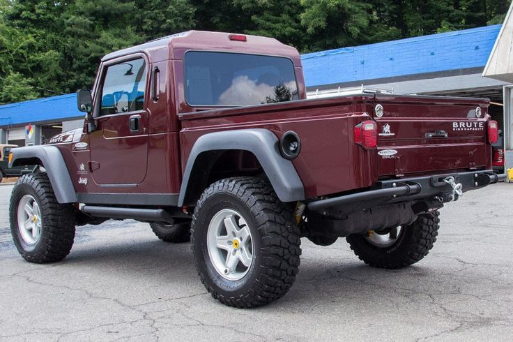 2002 Jeep Wrangler Sport Brute Conversion Classic trucks
