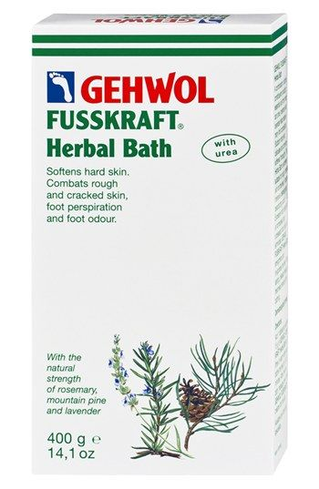 GEHWOL® FUSSKRAFT® Herbal Foot Bath: 21.00