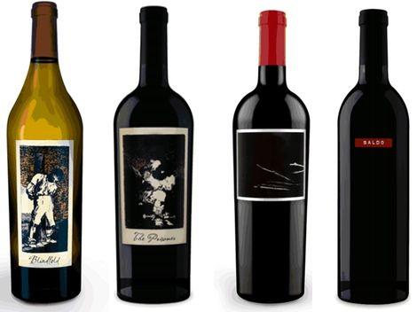 The Prisoner wines......Love them!