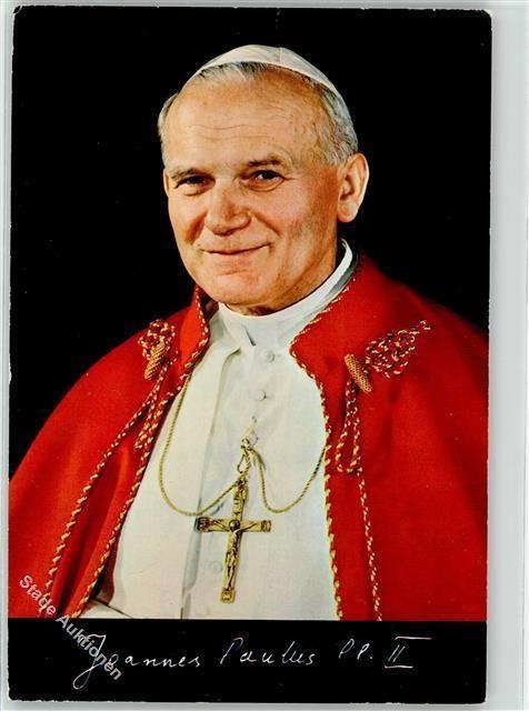 51787914 - Papst Johannes Paul II.