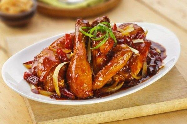Resep Ayam Kecap Tumis Praktis Empuk Dikunyah Dan Lezat Resep Ayam Resep Resep Masakan