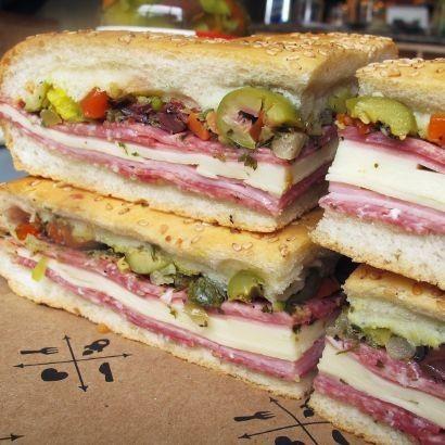 Original Muffuletta Sandwich - 2-Pack (Serves 6-8)