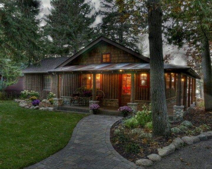 Rustic little cottage