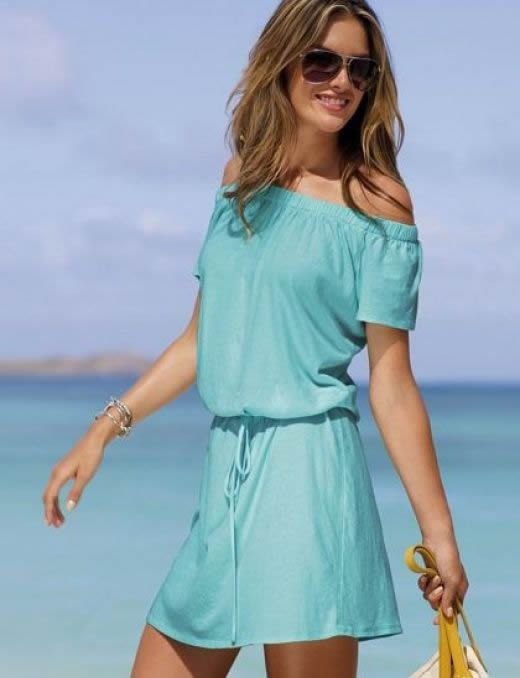 Gorgeous Casual Summer Dresses By Eddie Bauer Collections. Looking for summer vacation.