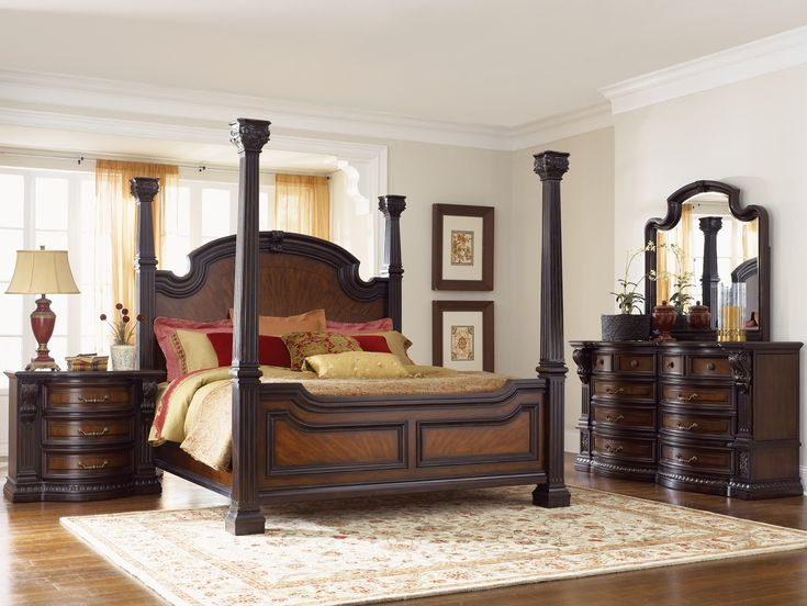 California King Size Bed Set Best Design With Nightstand And Dresser