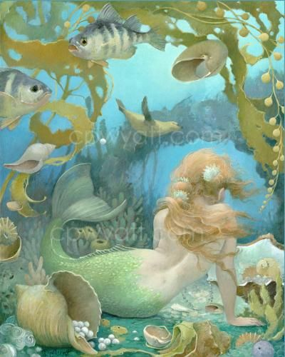 Christine Wyatt  Sea of Jewels <3