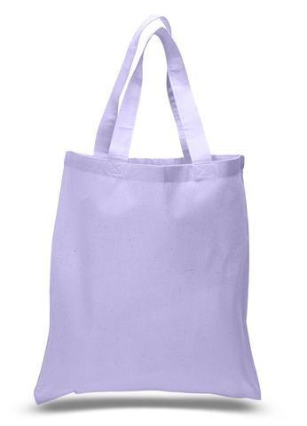 Economical 100% Cotton Reusable Wholesale Tote Bags TOB293