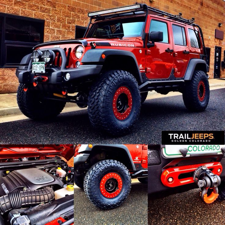 157 Best Builds From The Trail Jeeps Offroad Shop! Images