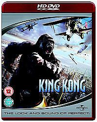 King Kong (HD DVD, 2006) Kyle Chandler, Naomi Watts, Colin Hanks, Andy Serkis  One Only Call 01527523070 To Order
