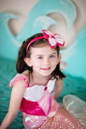 Creative Education's Pink Mermaid Dress Medium -- Read more reviews of the product by visiting the link on the image.
