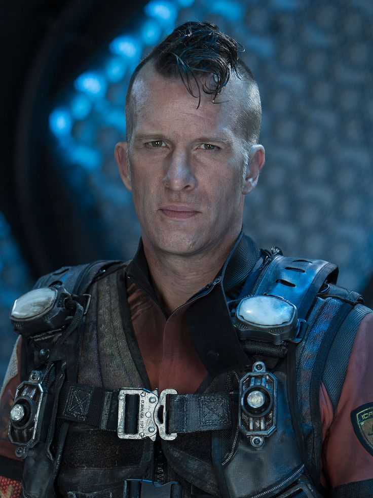 Cast and Info Thomas jane, The expanse, The expanse tv