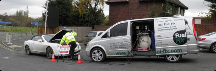 Putting the wrong fuel in a car is one of the most common problems motorists face in the UK. It doesn't matter how intelligent you are, this accident can simply be the result of a very busy day. #misfuel #fuel_removal