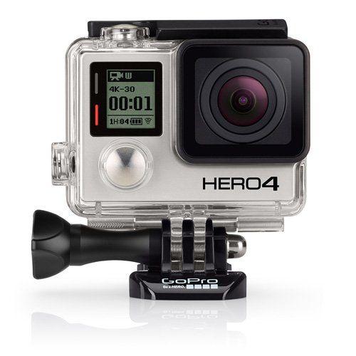 Gopro Hero 4 Black Adventure Edition, Gopro, Hero 4 Black Adventure Edition, CHDHX-401, Cameras, Our Most Popular Digital with reviews at scuba.com