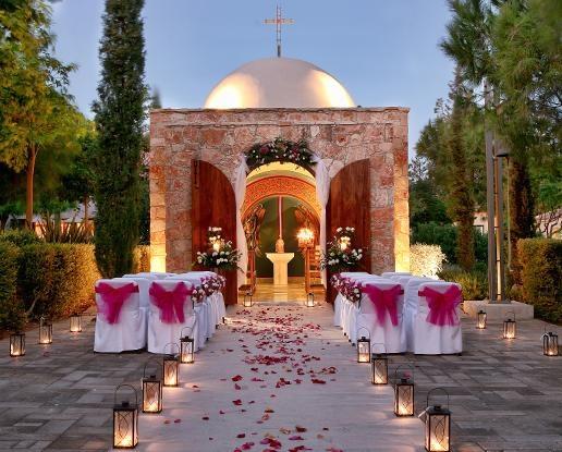 LeMeridien Chapel ~ Limassol, Cyprus