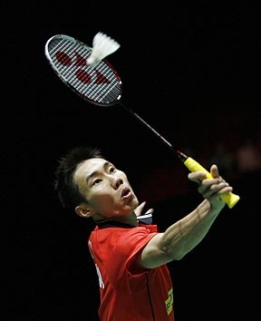 Lee Chong Wei - - Badminton Player  For more Badminton go to: http://www.badmintonskills.net/