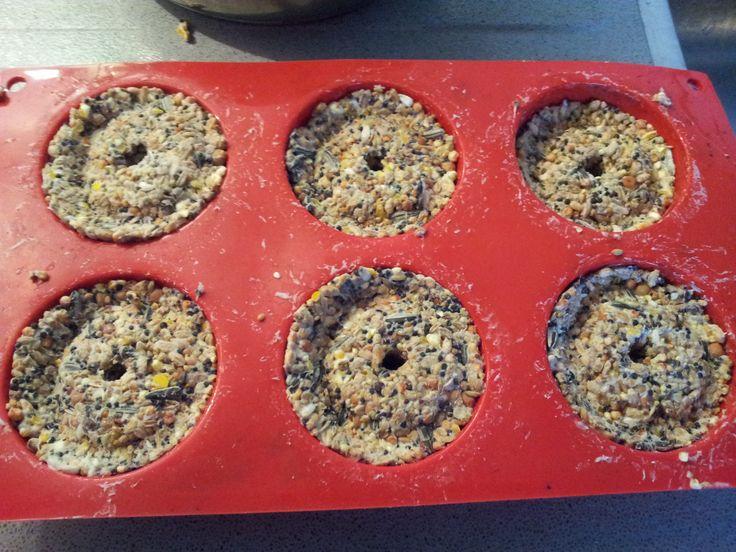 vetbollen maken zonder vet > kleuterklasse