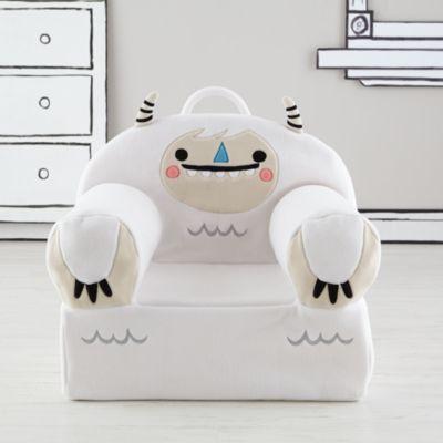 Executive Fuzzy Pet Nod Chair (Yeti) 89.00