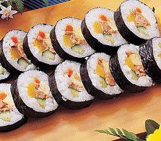 72 best korean recipes snack images on pinterest cooking food world best recipes easy recipes quick prepare kimbap gimbap korean steamed rice roll forumfinder Images