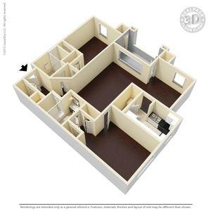1 and 2 Bedroom Apartments in Atlanta GA | 771 Lindbergh
