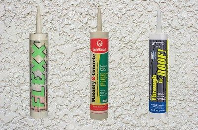 Top Stucco Crack Repair Caulk and Sealants