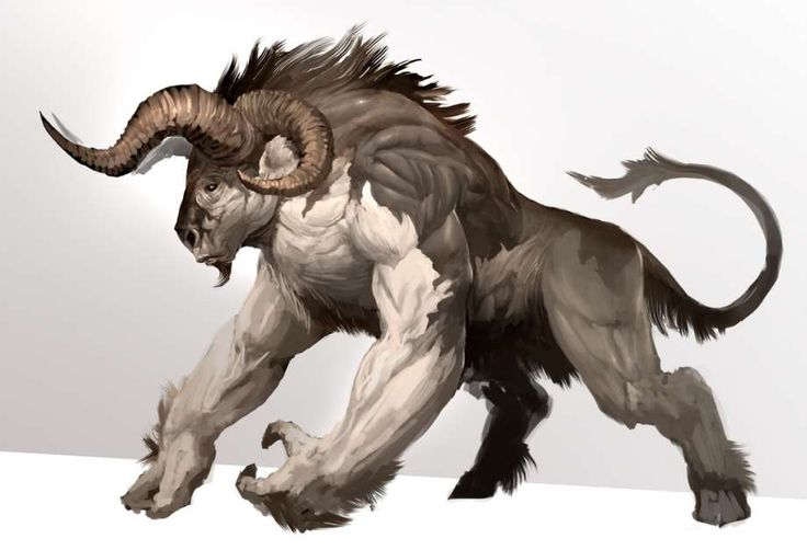 Guild Wars 2 - Creature concept by Kekai Kotaki. This is showing the viewer what the creature should look like and gives them something to work from.